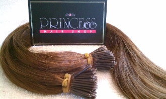 I-Tipped Hair Extensions #6