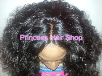 Cambodian Loose Curly Closure 16-18""