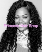 Brazilian Curly Closure 16-18""