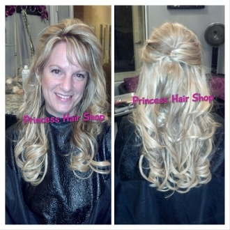"Clip On Extension Straight  22""#P16/613"