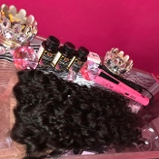 360 Full Lace Frontal Loose Curls/Waves 16-18""