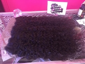 360 Full Lace Frontal Curly 16-18""