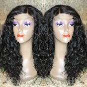 Armenian Exotic Wave Custom Wig 18""