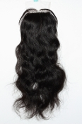 Filipino Natural Straight/Wavy Closure 16-18""