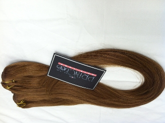 "Clip On Extenions Straight 22"" #8"
