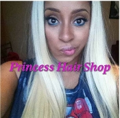 "Russian Platinum Collection 26"" DARK ROOTS Wig"