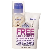 Full Circle Leave In Treatment and Twirl Around Curl Definer