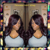 Cambodian Natural Straight Closure 16-18""