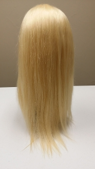 "Russian Platinum Collection 16"" W/O ROOTS Wig"