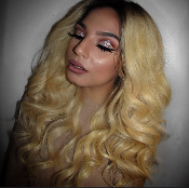 "Russian Platinum Collection 26"" W/O ROOTS Wig"