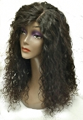 Brazilian Curly Waves Custom Wig Unit 20""