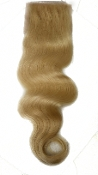 Russian Platinum Collection Body Wave Silk Based Closure 16-18""